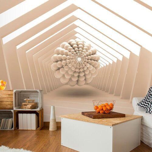 Artgeist Fototapeta - abstrakcyjny korytarz