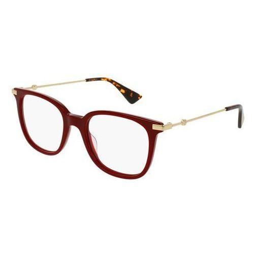 Okulary Korekcyjne Gucci GG0110O 006