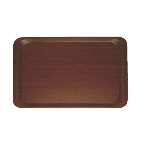 Taca drewniana laminowana GN 1/1 mahoń