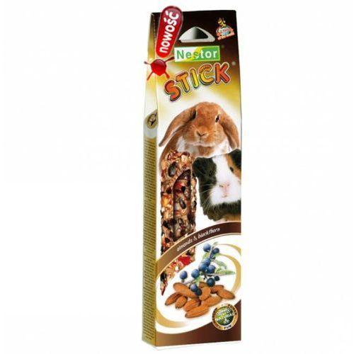 Nestor  kolba dla gryzoni i królików smaki świata z migdałami i tarniną, 2szt.