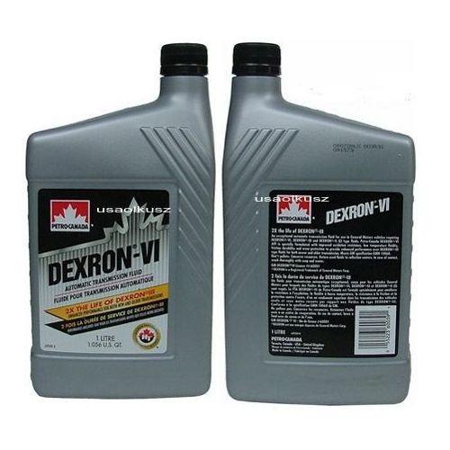Petro-canada Olej do automatycznych skrzyń biegów dextron atf vi 1l