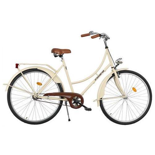 Rower INDIANA Moena 28 S1H Cappucino + DARMOWY TRANSPORT! + Zamów z DOSTAWĄ JUTRO! + Odjazdowa oferta cenowa! + 5 lat gwarancji na ramę!