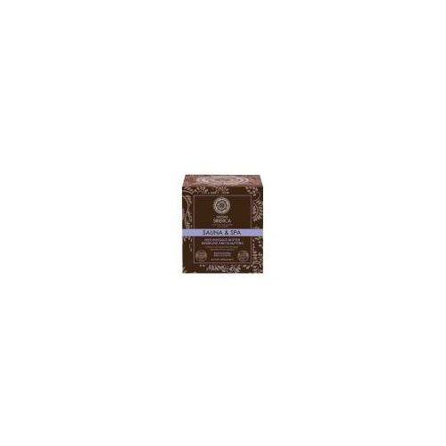 sauna & spa, bogate masło do ciała antycellulitowe, 370ml marki Natura siberica