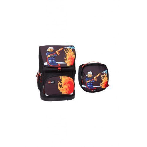 plecak lego city fire duży + worek darmowy odbiór w 19 miastach! marki Smart life