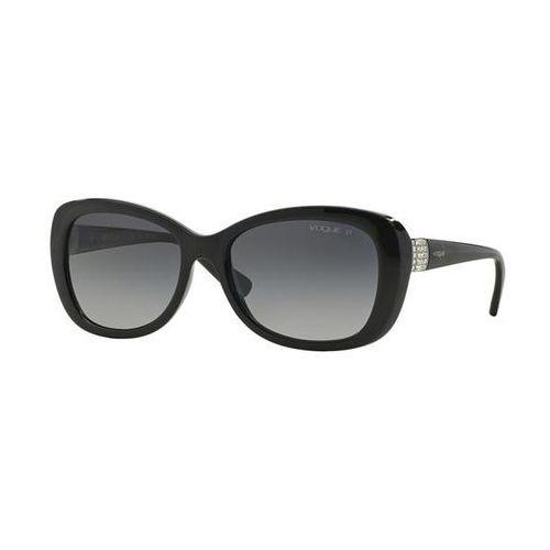 Okulary słoneczne vo2943sb timeless polarized w44/t3 marki Vogue eyewear