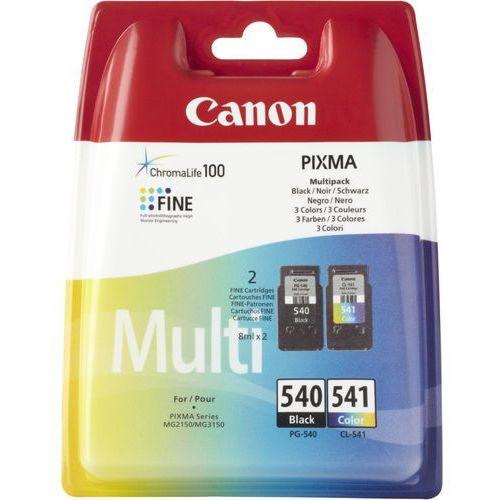 Canon tusz Black PG-540, PG540 + Color CL-541, CL541 5225B006