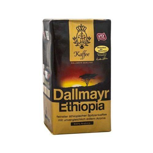 ethiopia kawa mielona 500g marki Dallmayr