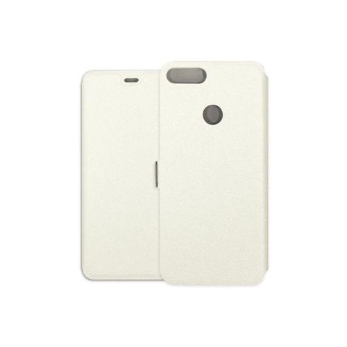 Huawei enjoy 7s - etui na telefon wallet book - biały marki Etuo wallet book