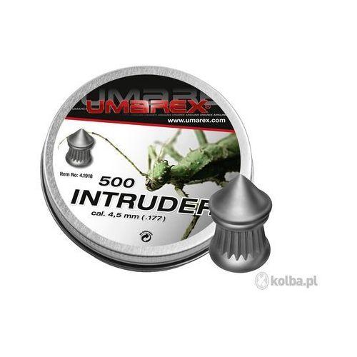 Śrut diabolo  intruder pointed ribbe 4,5 mm 500 szt. wyprodukowany przez Umarex