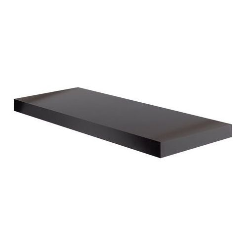 Form Półka cusko 38 x 235 x 1180 mm czarna (3663602764069)