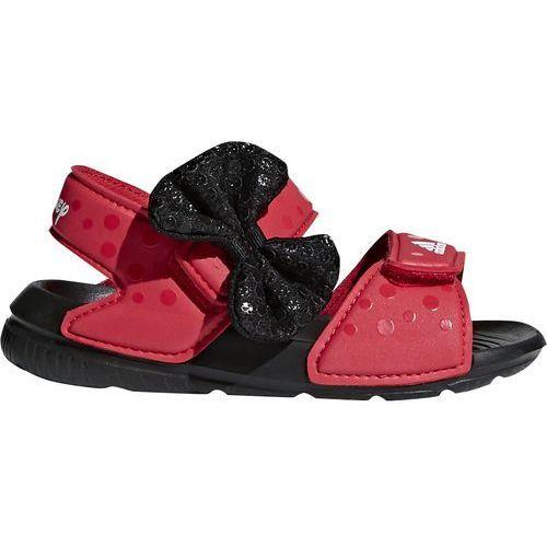 Sandały disney minnie altaswim cq0108, Adidas