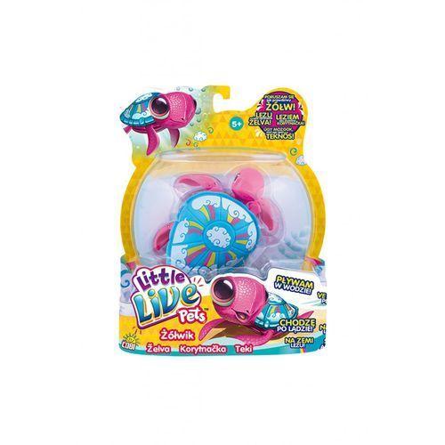 Cobi Little live pets- żółwik 3y33dc (5900298322592)