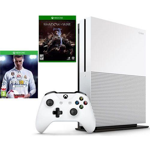OKAZJA - Konsola Microsoft Xbox One S 500GB