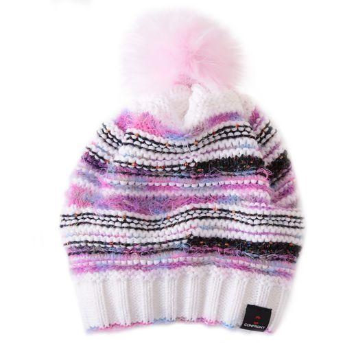 czapka zimowa nora multikolor od producenta Confront