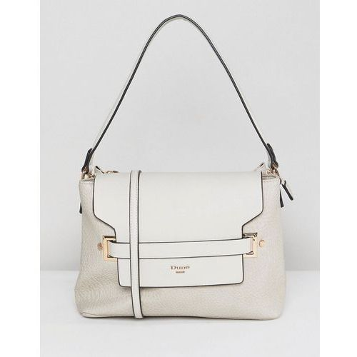 Dune derrani shoulder tote bag - grey