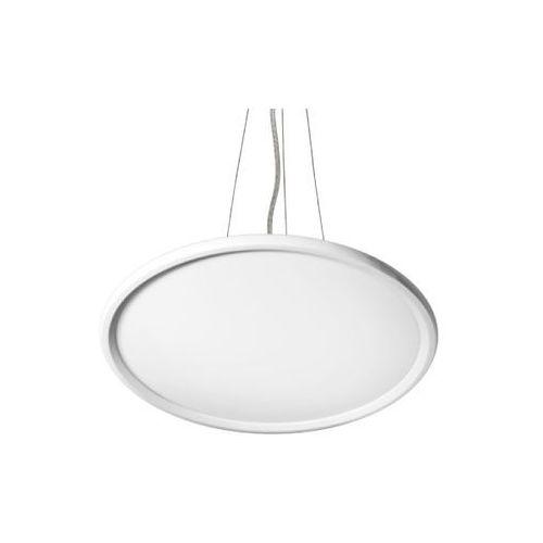 Lampa wisząca snelo 70 led 75w md5816l okrągła oprawa zwis biały marki Azzardo