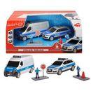 Dickie toys Drużyna policyjna (4006333041266)