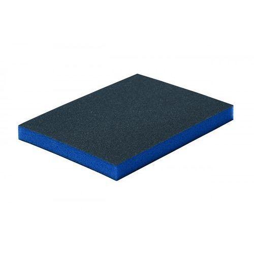 Xl - tape Gąbka ścierna 124x98x12mm gr 120 2szt. bluedolphin (5907758521328)