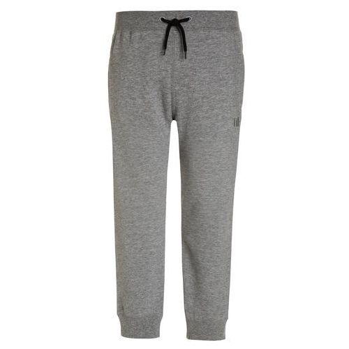 Name it Spodnie treningowe grey melange, kolor szary