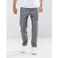 Diesel loozy elasticated pant - grey