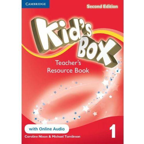 Kid's Box 1 Second Edition. Teacher's Resource Book + Online Audio (2014)