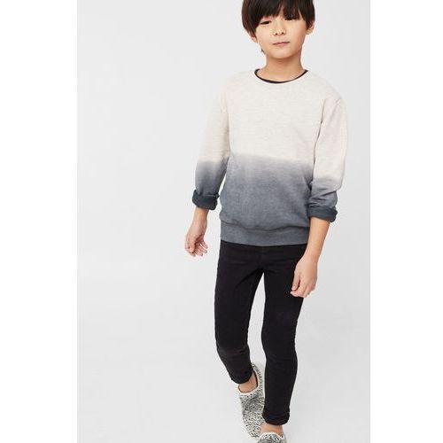 Mango Kids - Jeansy dziecięce Black 104-164 cm - sprawdź w wybranym sklepie