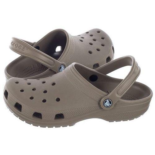 Klapki cayman classic khaki 10001 (cr3-b), Crocs