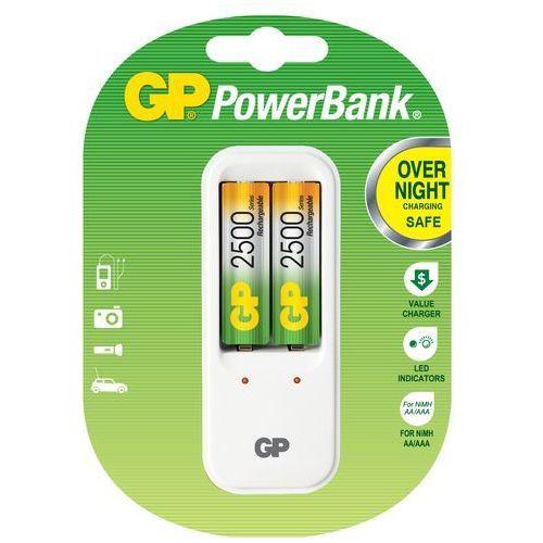 Ładowarka pb410 do akumulatorów aa/aaa marki Gp battery