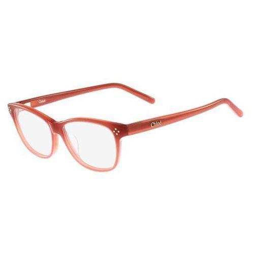 Okulary korekcyjne ce 2633 223 marki Chloe