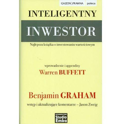 Inteligentny inwestor, Benjamin Graham