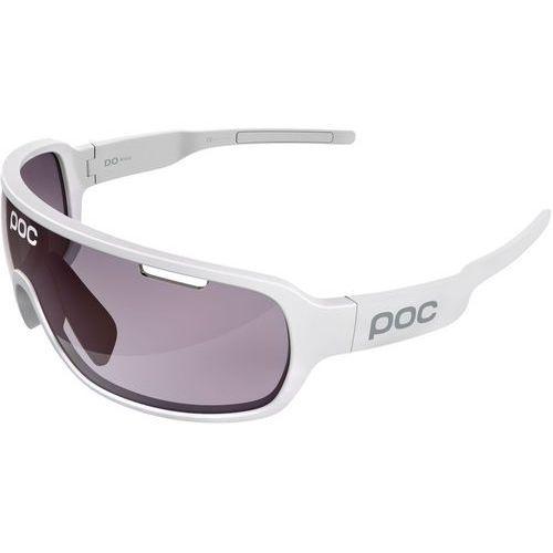 do blade - okulary przeciwsłoneczne (biały) marki Poc
