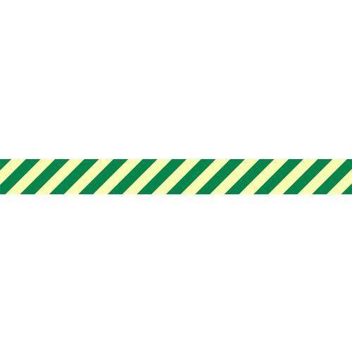Pas ostrzegawczy foto/zielony marki Top design