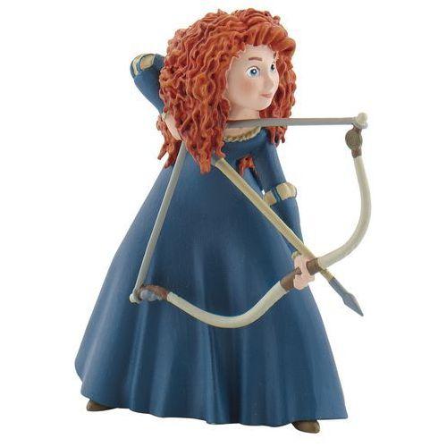 BULLYLAND 12827 Merida Waleczna skradająca się 8cm Disney