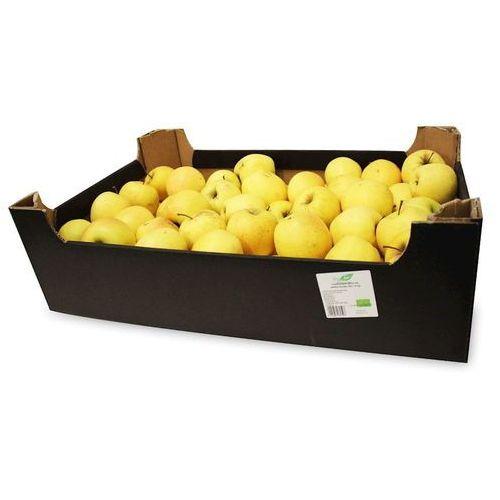 Opakowanie zbiorcze (kg) - jabłka świeże bio (golden-polska) (około 13 kg) marki Świeże dystrybutor: bio planet s.a., wilkowa wieś 7, 05-084 leszno k.