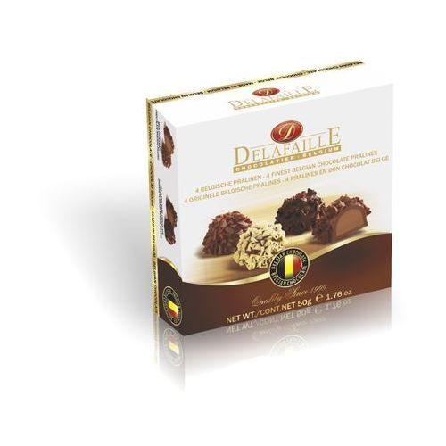 Delafaille Belgijskie pralinki curlettes 50g (5413202120509)