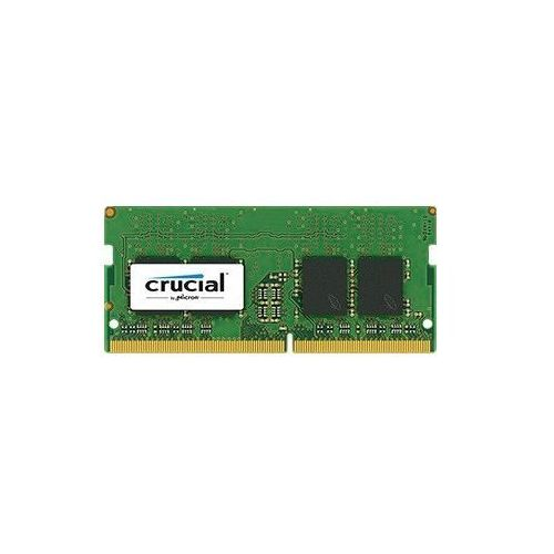 Crucial DDR4 4GB/2400 CL17 SODIMM SR x8 260pin