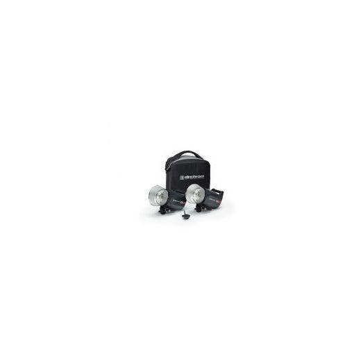 Zestaw lamp błyskowych Elinchrom ELC PRO HD 1000/1000 NEW! - produkt z kategorii- Oświetlenie studyjne