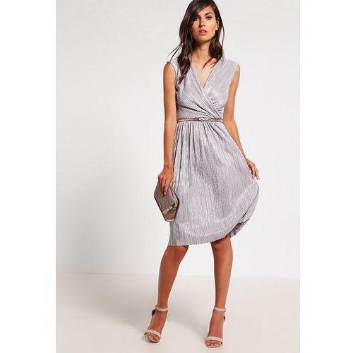 d70fddbdd4 Wallis Sukienka koktajlowa silver