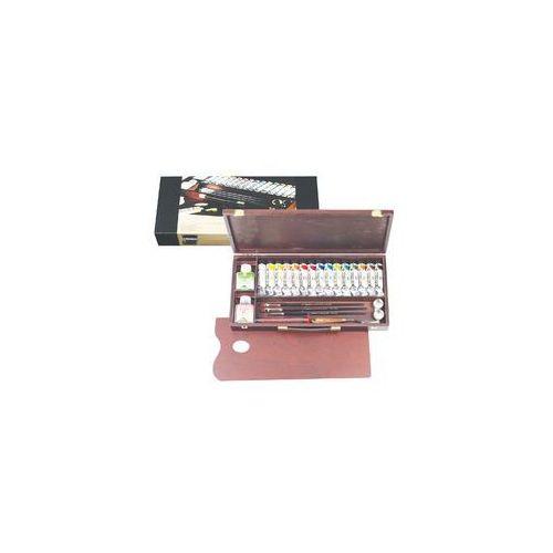 rembrandt professional farby akrylowe box marki Talens