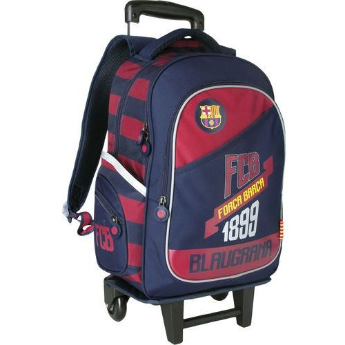 Plecak na kółkach FC-79 Barcelona Fun 4 (5901137089188)