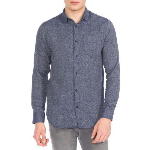 Jack & Jones Ernst Koszula Niebieski Szary L, kolor niebieski