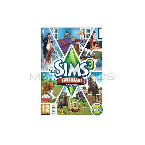 The Sims 3 Zwierzaki (PC)