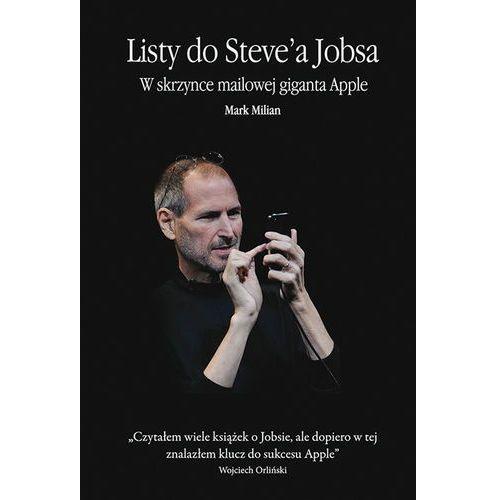 Listy do Steve'a Jobsa (opr. twarda)