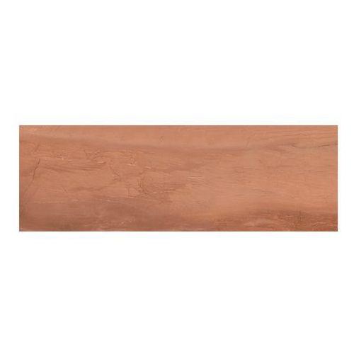 Glazura Terra Ceramika Color 25 x 75 cm brązowa 1,5 m2, Ceramika Color_6187777