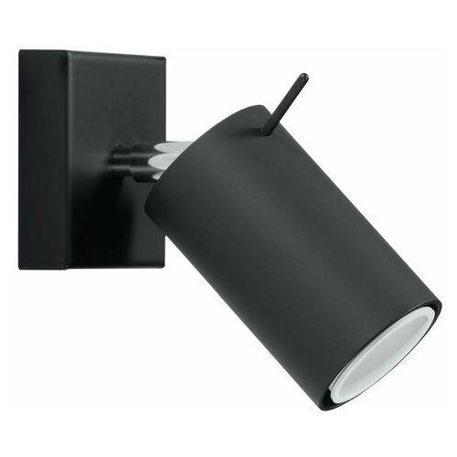 Sollux Ring SL.0727 kinkiet lampa ścienna spot 1x40W GU10 chrom, SM727
