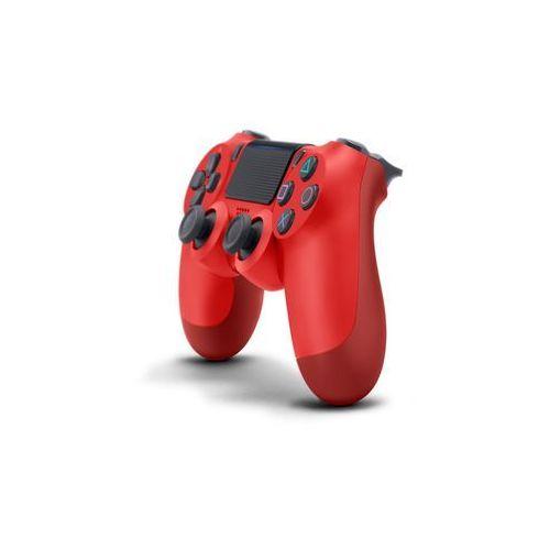 Sony Kontroler dualshock cont ps4 v2 (czerwony)