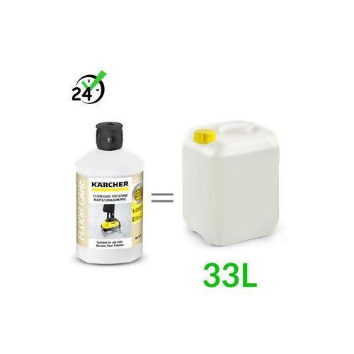 Rm 532 (1l, rozcieńczanie 3%) środek do pielęgnacji posadzek matowych, linoleum, pcv, #zwrot 30dni #gwarancja d2d #karta 0zł #pobranie 0zł #leasing #raty 0% #wejdź i kup najtaniej marki Karcher