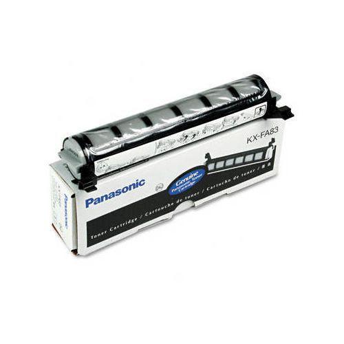 Toner oryginalny kx-fa83e czarny do kx-flm 653 - darmowa dostawa w 24h marki Panasonic
