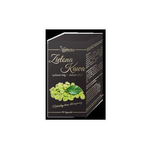 Zielona Kawa + chrom 90kaps (artykuł z kategorii Pozostałe środki na odchudzanie)