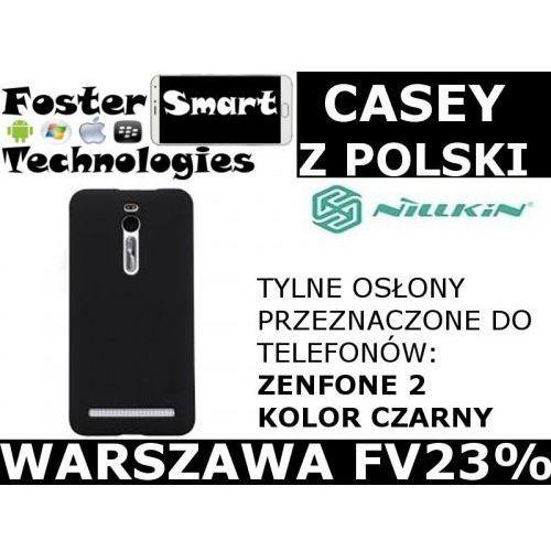 Nillkin CASE ZENFONE 2 PLECKI BLACK zPL FV23%, kolor czarny
